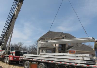 Flat-Crane-Lifting