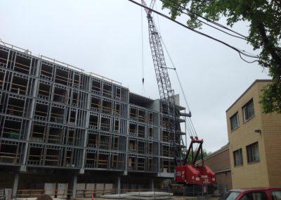 Roslyn - Crane Building - A